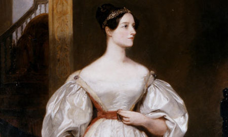 Ada Lovelace -select