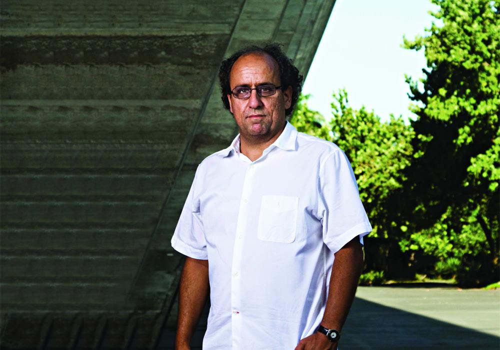 Luiz Camillo Osório (Foto: Cortesia MAM Rio)
