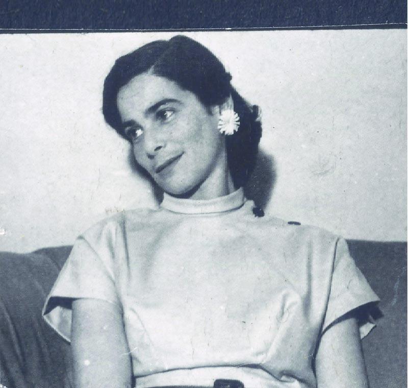 Maria Duschenes (Foto: Reprodução)