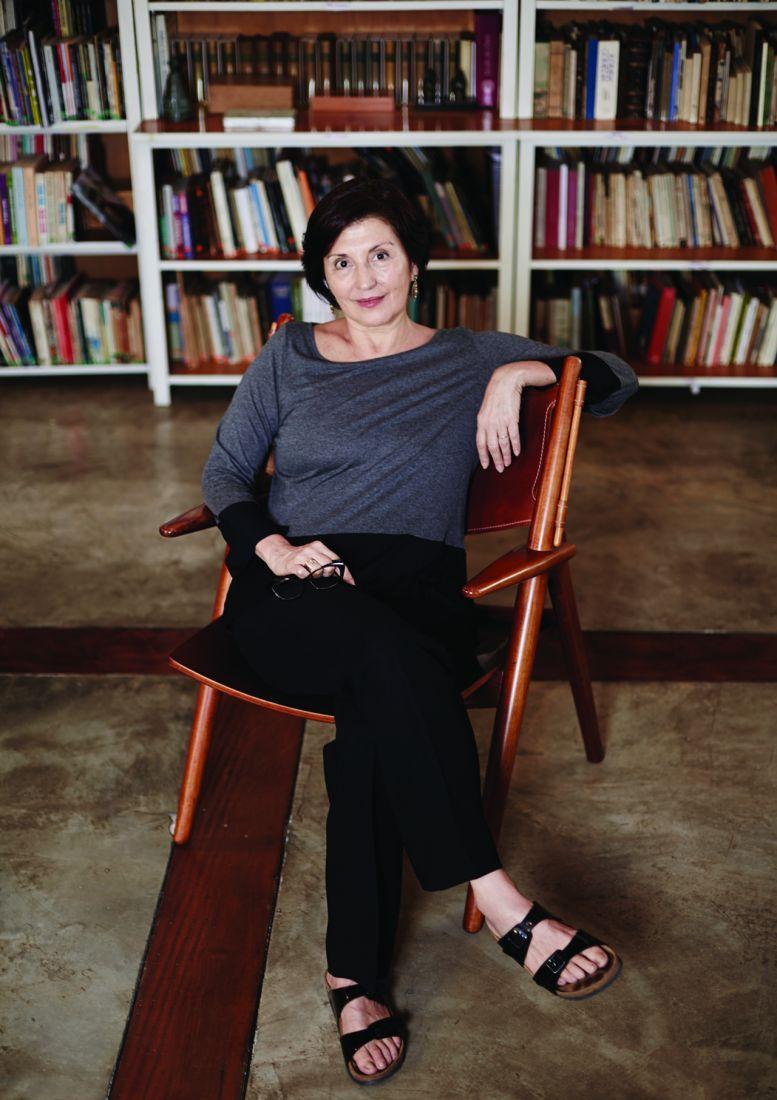 Elaine Robert de Moraes (Foto: Divulgação)