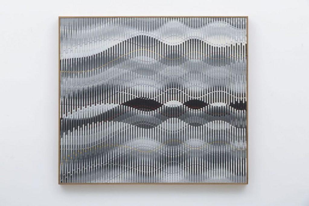 Abraham Palatnik - W-725 (Imagem: Galeria Nara Roesler)