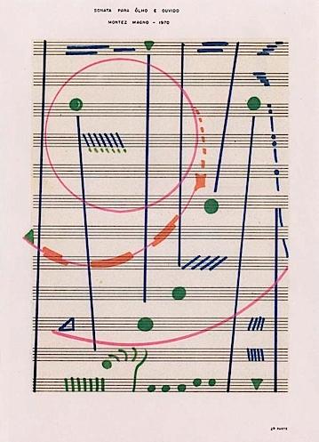 Sonata para Olho e Ouvido (1970), do álbum Notassons