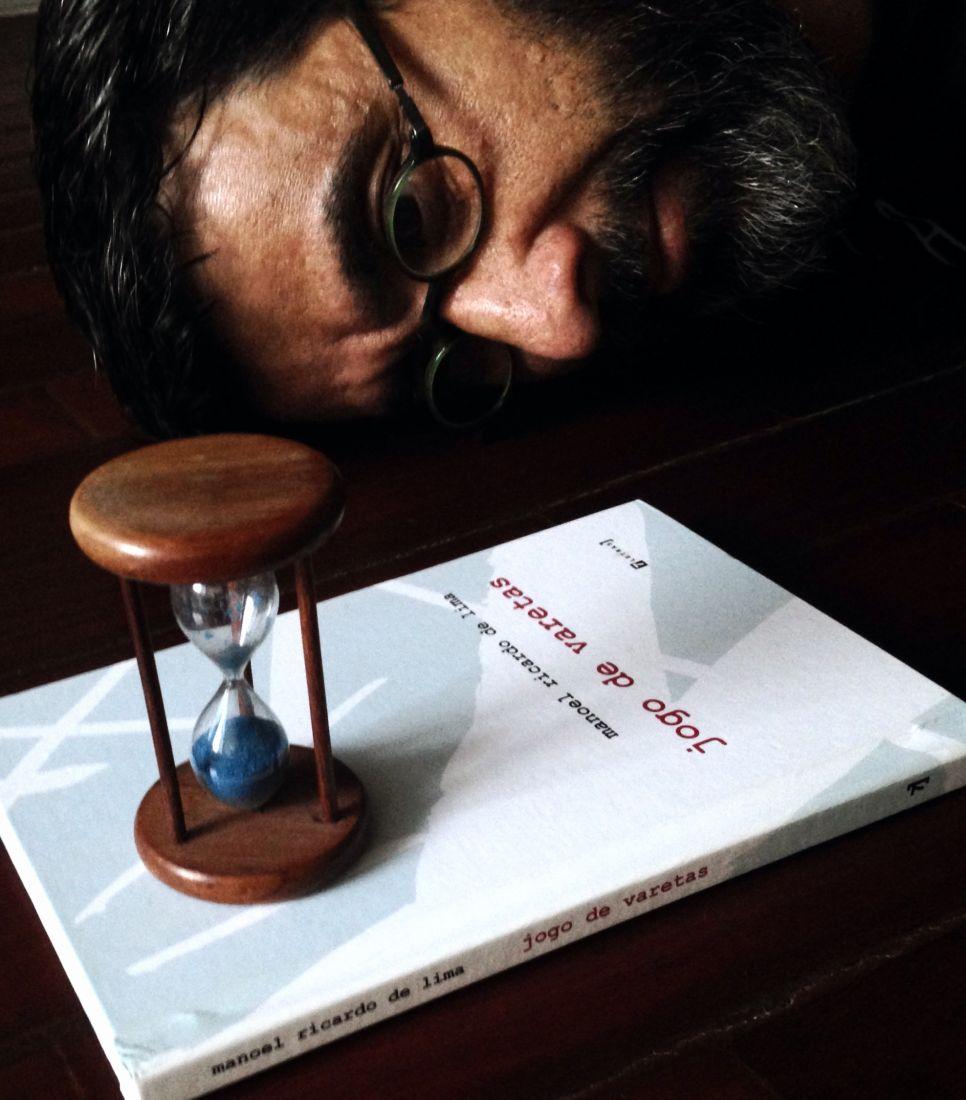 Manoel Ricardo - Jogo de Varetas, um Livro de Guerra (Foto: Divulgação)