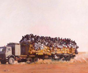 Corrida do Ouro, de Titouan Lamazou (Foto: Divulgação)