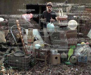 Eduardo Montelli - Still do Vídeo Fundos, 2013 (Foto: Divulgação)