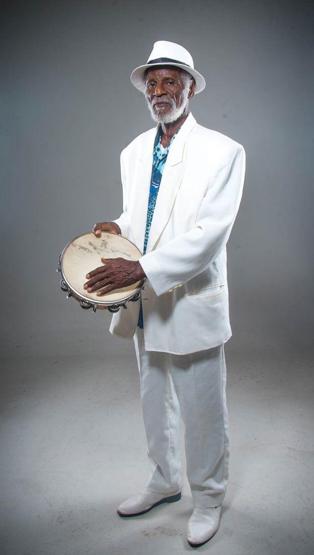 Mestre Galo Preto (Foto: Cortesia Hugo Nascimento)