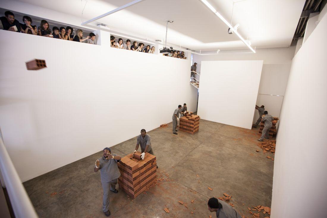 Inconstância Material (2012), de Héctor Zamora (Foto: Cortesia Luciana Brito Galeria)
