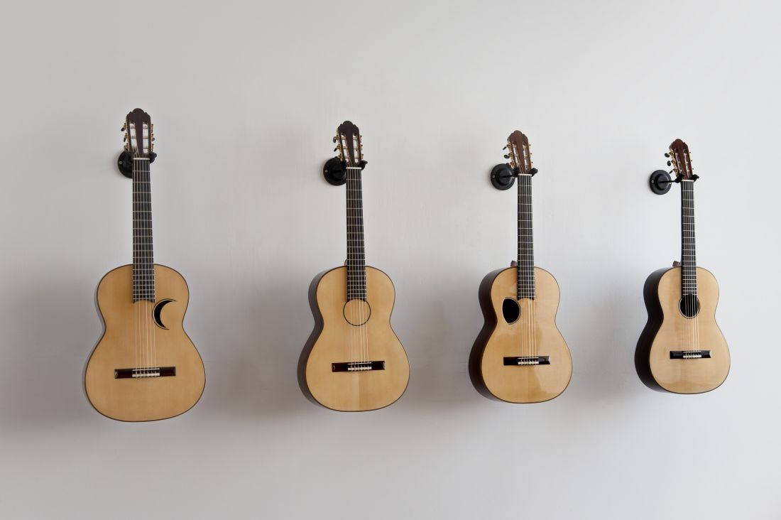 Los Carpinteros - Cuatro Guitarras (Foto: Los Carpinteros/Divulgação)