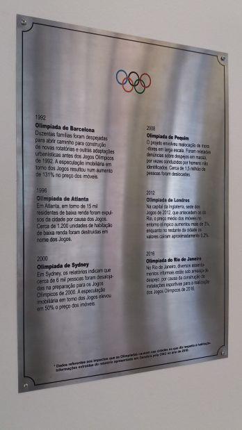 Detalhe do trabalho Marca (2010), de Bruno Faria