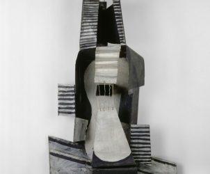 Guitare (1924), escultura de Pablo Picasso (Foto: Cortesia Musée National Picasso-Paris/Instituto Tomie Ohtake)