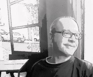 Guilherme Kujawski, produtor de conteúdo, curador e autor de ficção científica (Foto: Cortesia de Kujawski)