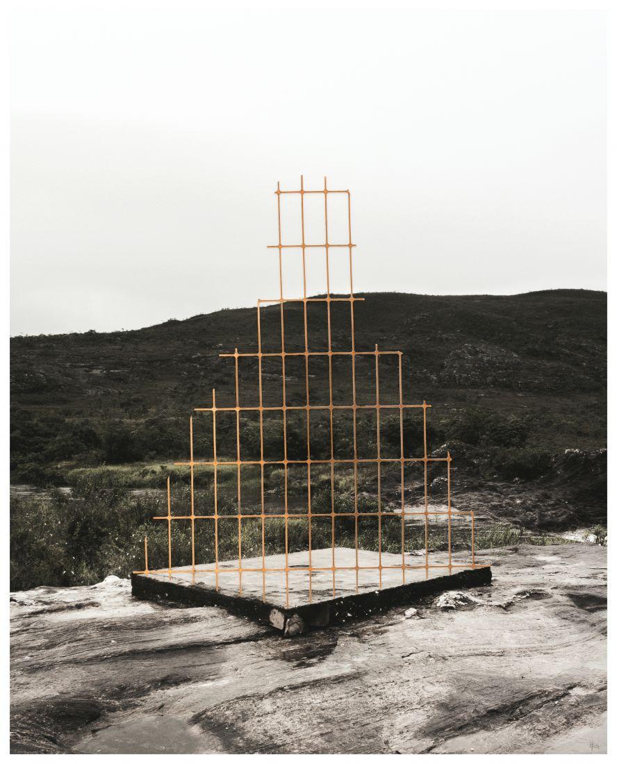 Marcelo Moscheta - Quase Monumento: Fronteiras Líquidas / Rivera (Foto: Marcelo Moscheta/Cortesia SIM Galeria)