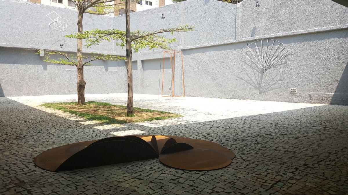 A Galeria Murilo alberga individual do artista cearense (Foto)