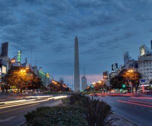 Cidade de Buenos Aires (Foto: Jesus Sánchez/Flickr)