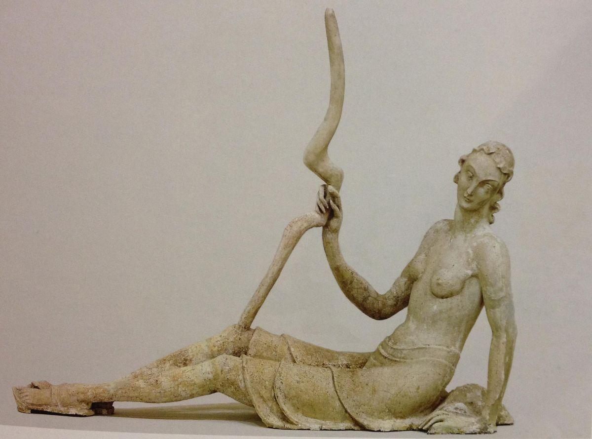 John Graz - Diana, a Caçadora (Foto: William Zarella)