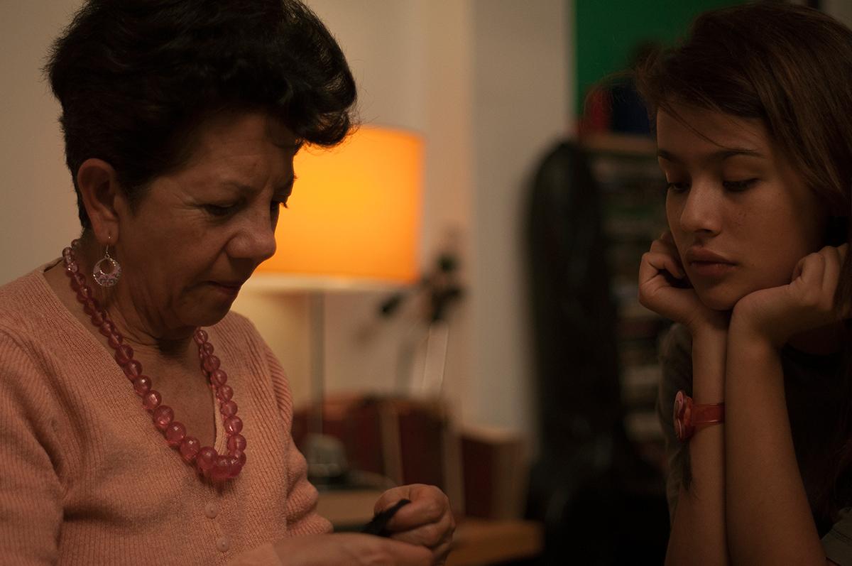 Frame do filme Mañana a esta Hora, de Lina Rodriguez
