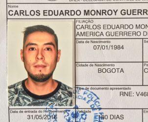 Carlos Monroy (Foto: Cortesia Carlos Monroy)