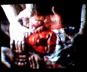 Frame do DVD Vídeo Experimental (Fotos: Divulgação)