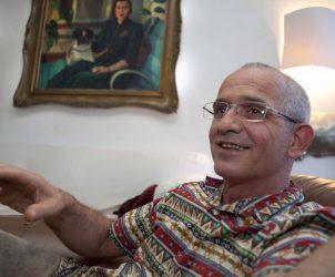 O jornalista e curador Celso Fioravante (foto: Paulo D'Alessandro)