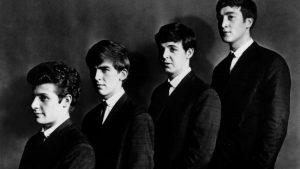 Still do filme A Trajetória dos Beatles (Foto: Divulgação)