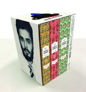 Box do Diário de Francisco Brennand (foto: divulgação)