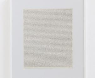 Obra O Livro dos Cem, de Jac Leirner, integra a lista de trabalhos que podem ser arrematados no leilão beneficente (Foto: Divulgação)