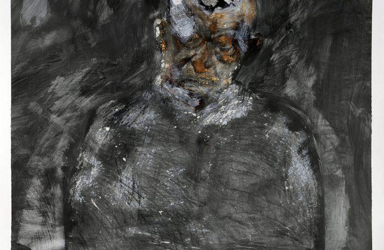 Da série Retratos de Retratos (tripitico_ - Homenagem Aby Warburg), de Catarina Cassius (Foto: Divulgação)