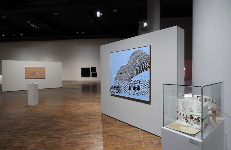 Trabalho de Katia Fiera, produzido durante período de residência na Cité des Arts, em Paris (Foto: Divulgação)