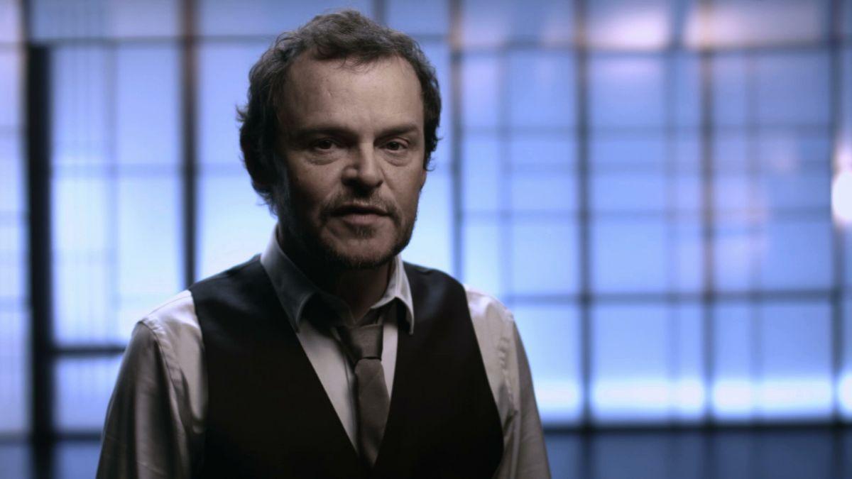 O ator Matheus Nachtergaele na série Grandes Cenas (Foto: Divulgação)