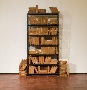 Library, 2006 (Foto: Cortesia Alexander Gray Associates, NY)