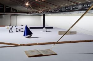 Trabalho de Arthur Lescher que integra a exposição (Foto: Mario Grisolli)