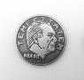 1 Irreal, moeda produzida por André Parente (Foto: Divulgação)