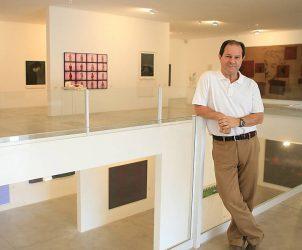 O empresário e colecionador João Carlos de Figueiredo Ferraz, novo presidente da Fundação Bienal (foto: reprodução)