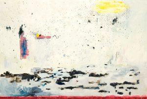 Revoada, pintura de Marina Rheingantz (Foto: Divulgação)