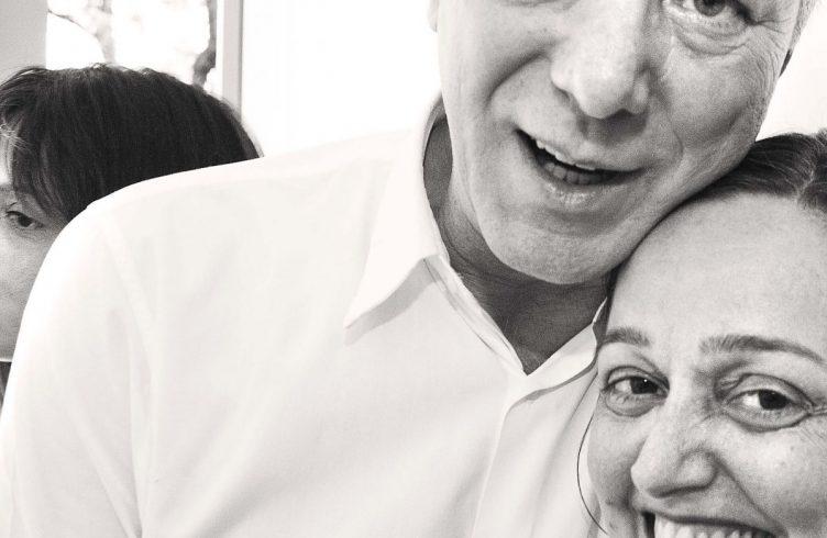 Ricardo Trevisan e Márion Strecker