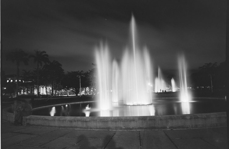 edde929368 Parque 13 de Maio Recife (1960), de Alcir Lacerda