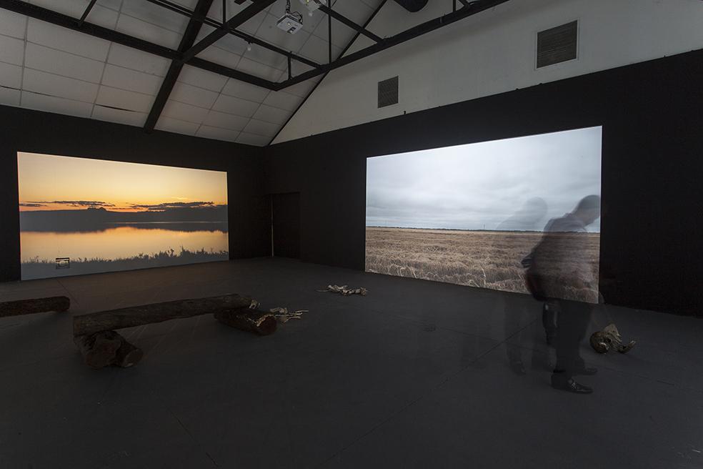 Exposição de Elisa Pessoa, na Funarte SP
