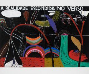 Obra sem título (2016), de Vânia Mignone, que abre sua 10ª individual na Casa Triângulo (Fotos: Divulgação)