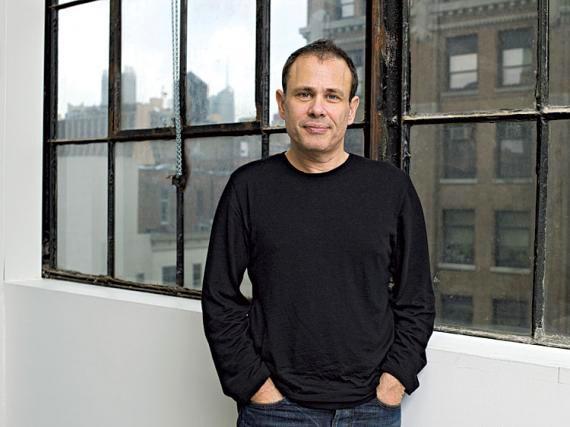 Allan Schwartzman, novo diretor artístico do Instituto Inhotim (Foto: Reprodução)