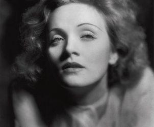Marlene Dietrich (1930), nas lentes de Eugene Robert Richee (Fotos: ©JKF)