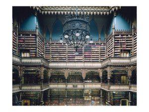 Candida_Höfer_Real_Gabinete_Português_de_Leitura_Rio_de_Janeiro_III,_2005_C-Print_160_x_192_cm_180_x_218_cm_Ed_of_6