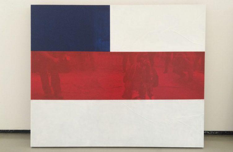 Parte do trabalho Inferno no Cárcere, feito especialmente para a exposição (Foto: Cortesia do artista)