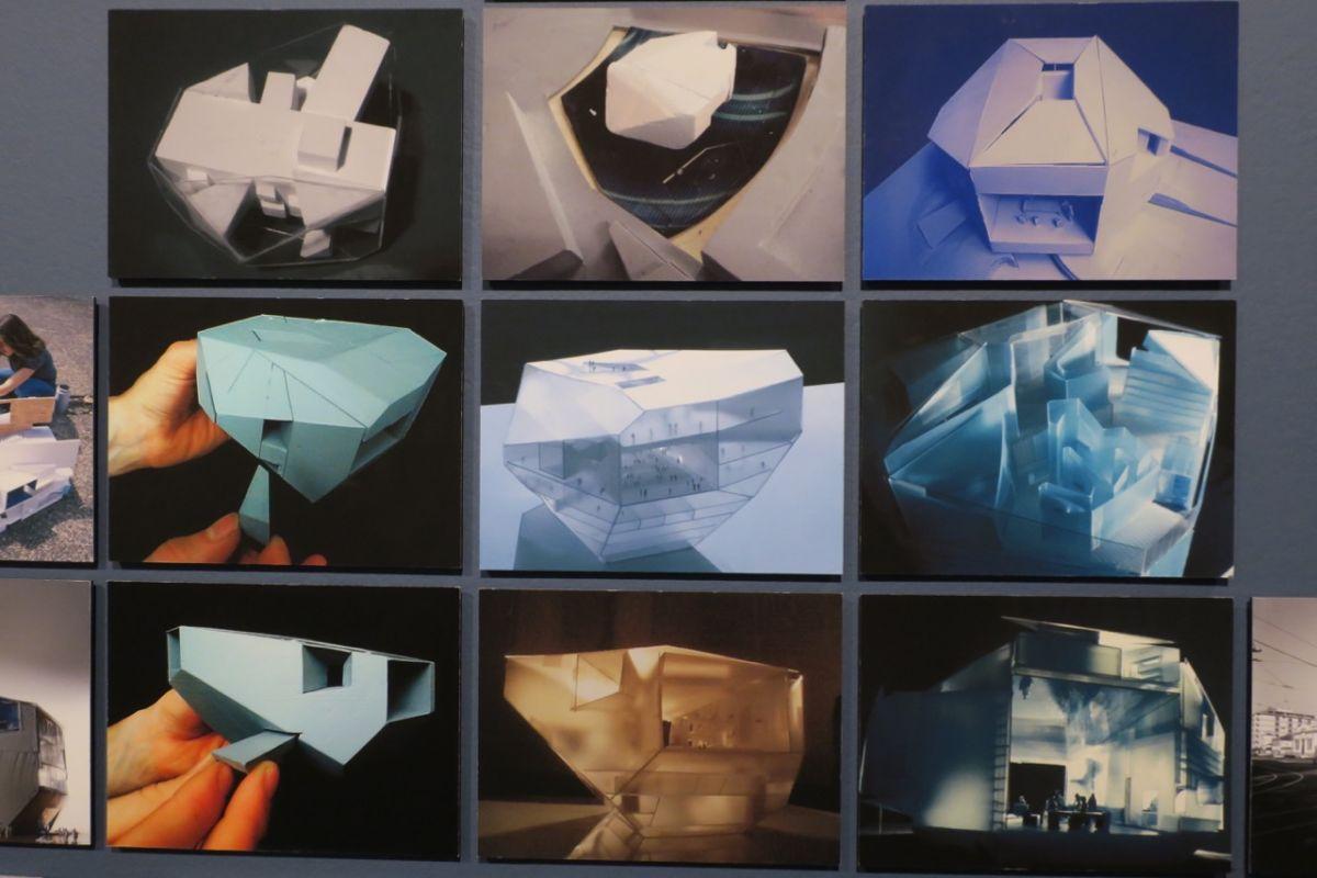 Modelo 3D como ferramenta na obra da Casa da Música do Porto