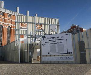 A Central Tejo, que abriga parte do Museu de Arte, Arquitectura e Tecnologia e recebeu o módulo expositivo A Forma da Forma, na 4ª Trienal de Arquitectura de Lisboa (Fotos: Diego Inglez de Souza)
