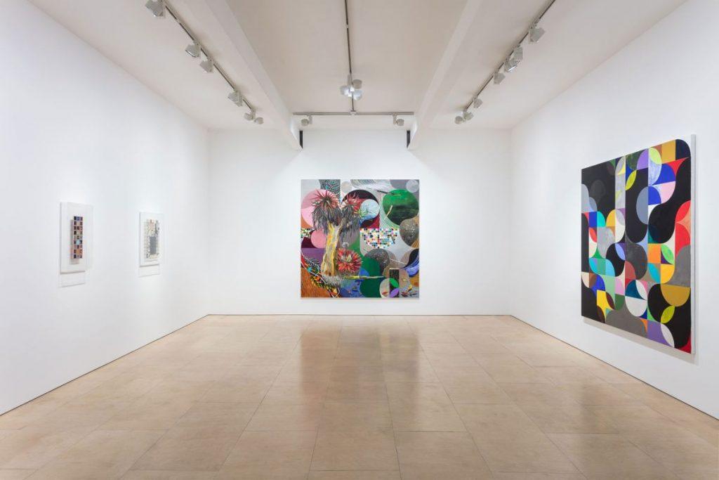 Vista de exposição na Stephen Friedman Gallery (Foto: Cortesia do artista e da Stephen Friedman Gallery)
