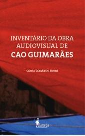 Capa do livro Inventário da Obra Visual de Cao Guimarães