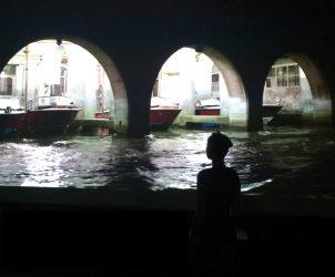 Frame de Dérive Veneziane, filme do catalã Antoni Muntadas (Foto: Divulgação)