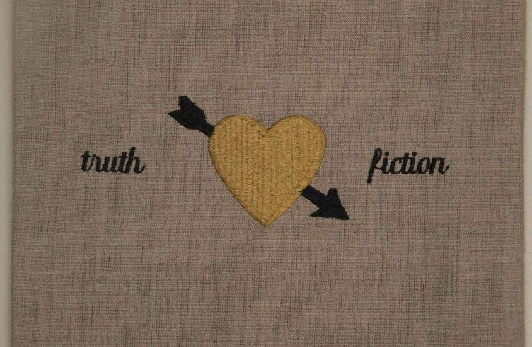 Truth Fiction (1990), de Leonilson (Fotos: Cortesia Projeto Leonilson)