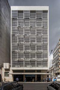 Edifício Caramuru (Foto: Leonardo Finotti)