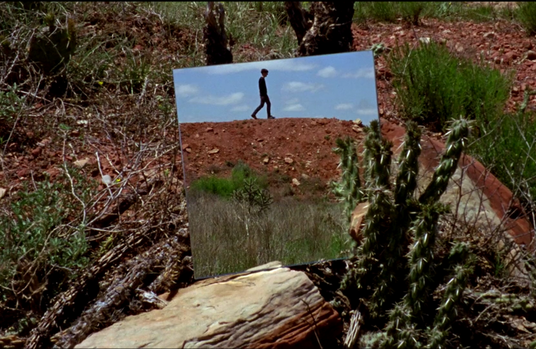 Still de Amarillo Ramp, dos americanos Bill Brown e Sabine Gruffat (Foto: Divulgação)
